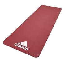 Sportovní podložka ADIDAS Fitness Mat 7 mm - Red