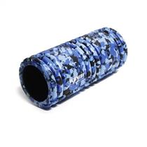 Masážní pěnový válec dutý IRONLIFE 33 x 14 cm, BLUE