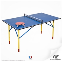 Dětský pingpongový stůl na stolní tenis CORNILLEAU mini