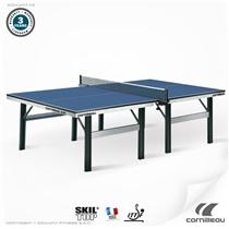 Stůl na stolní tenis CORNILLEAU ITTF Competition 610 indoor modrý