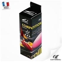 Míčky na stolní tenis CORILLEAU Competition ITTF 40mm oranžový