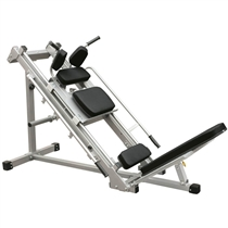 Posilovací stroj IMPULSE FITNESS IF-LPHS combi Leg press a Hack dřep