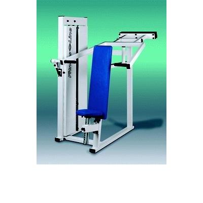 Posilovací stroj HBP 1160f - ramena/tlaky v sedě