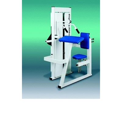 Posilovací stroj HBP 3050f - triceps v sedě