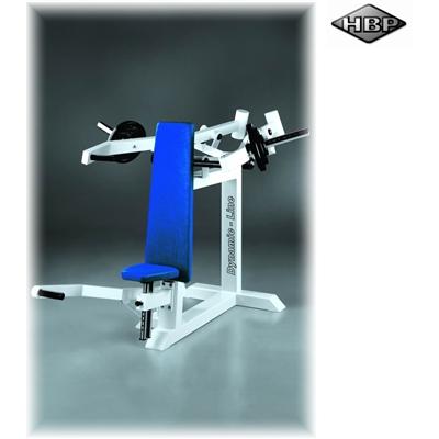 Posilovací stroj HBP 1160 DS - tlaky na ramena/kotouče