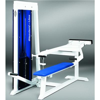 Profesionální stroj HBP S0202 - tlaky vleže/prsní svaly