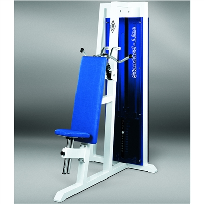Profesionální stroj HBP S0307 - triceps za hlavou/v sedě