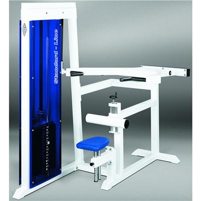 Profesionální stroj HBP S0308 - ramena/tlaky v sedě