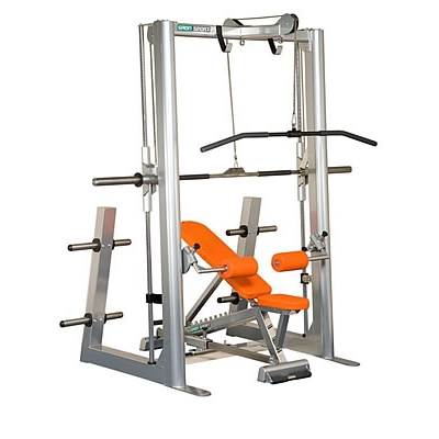 Multi press a horní kladka GRÜNSPORT D0402
