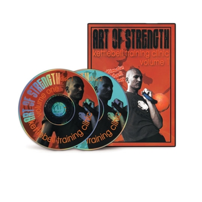 JORDAN Academy Kettlebell Training Clinic Volume I: The Art Of Strength