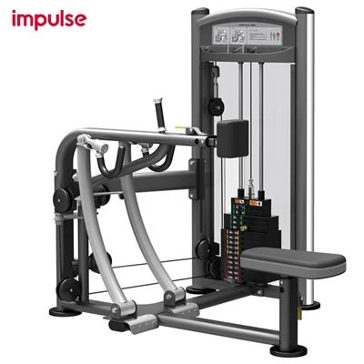 Posilovací stroj veslování vsedě IMPULSE Vertical row 90 kg