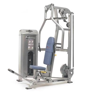 Posilovací stroj TUFF STUFF Chest press +
