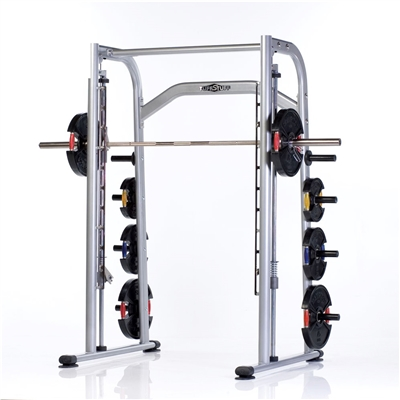 Smith Machine - multipress s protizávažím