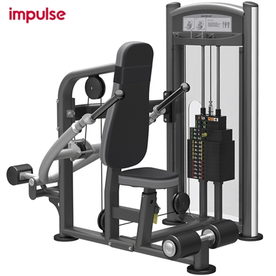 Posilovací stroj triceps v sedě IMPULSE Seated dip