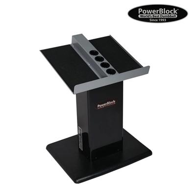 Stojan na činky PowerBlock - Column Stand Black U50/U90