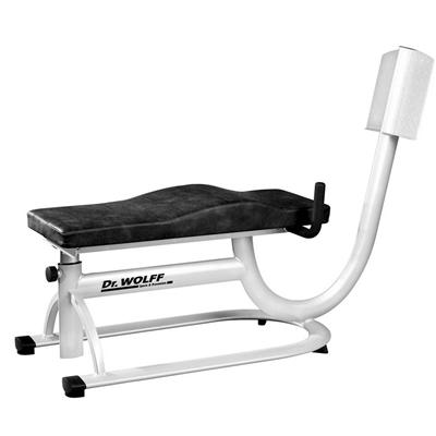 Posilovací lavice Dr. Wolff Abdominal Trainer 336