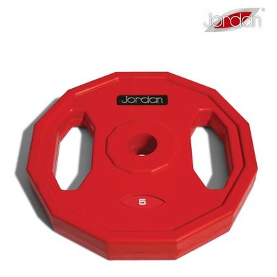 Studio Barbell Jordan kotouč 5 kg červený
