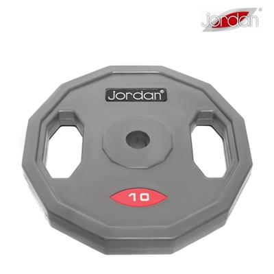 Studio Barbell Jordan kotouč 10 kg šedý