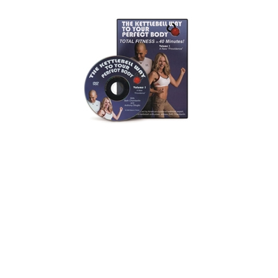 JORDAN ACADEMY*ART OF STRENGHT* KETTLEBELL DVD: Kettlebell way vol1
