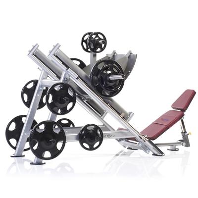 PPL-960 TUFF STUFF Posilovací stroj Leg press 45 degree
