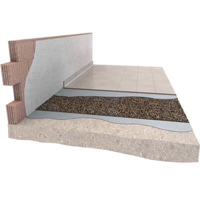 Kročejová izolace pro kročejový útlum DAMTEC Standard 2 mm