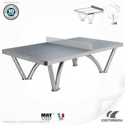 Stůl na stolní tenis CORNILLEAU PRO Park - Upevnění šrouby