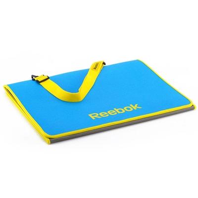 Skládací fitness podložka REEBOK - Modrá