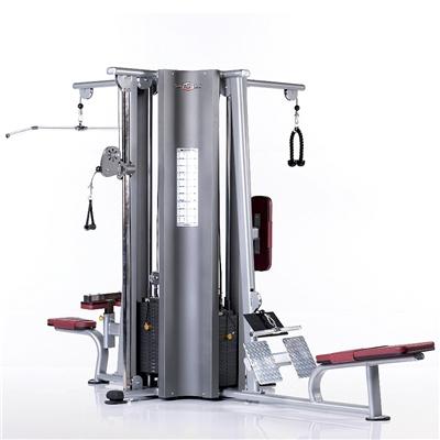 PPMS-4000 Posilovací stroj TUFF STUFF 4 station jungle gym