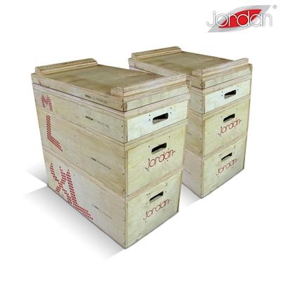 Technique boxes Jordan Fitness