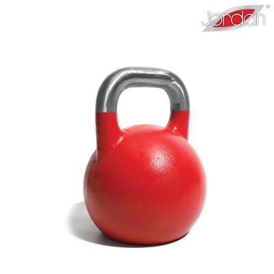 Kettlebell JORDAN Fitness Competition 32 kg červený