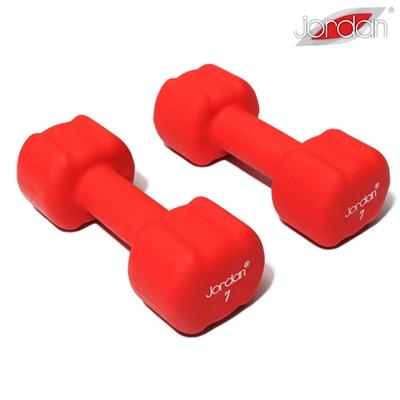 Činka JORDAN aerobic 7 kg červená