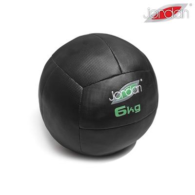 Oversized Medicinball Jordan Fitness 6 kg zelený