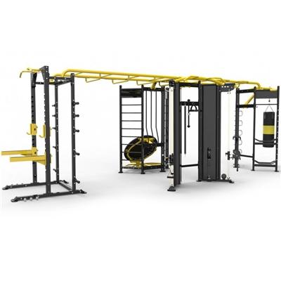Modulární konstrukce Impulse Fitness - IZ X Shape