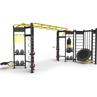 Modulární konstrukce Impulse Fitness - IZ L Shape