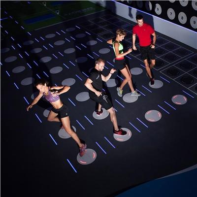 Interaktivní světelná podlaha PAVIGYM SPRINT 3.0