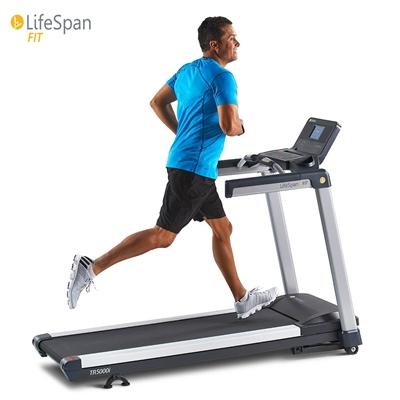 Běžecký trenažér LifeSpan TR5000i - Sestavený