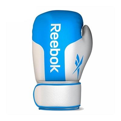 Boxovací rukavice REEBOK bílo/modré