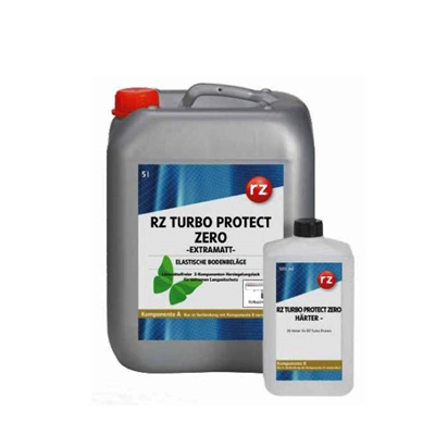 Uzavírací pružný nátěr na pryžové povrchy SPORTEC RZ Turbo protect