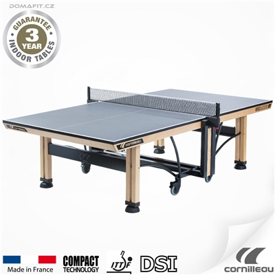 Stůl na stolní tenis CORNILLEAU 850 WOOD Indoor