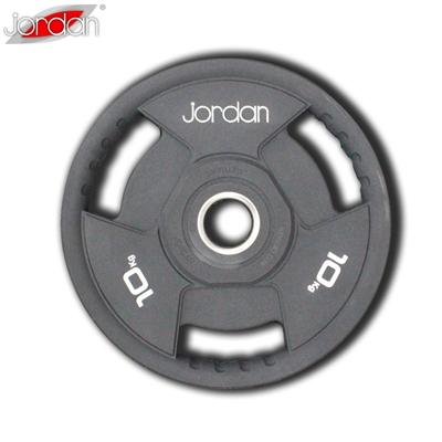 Olympijský kotouč JORDAN urethanový 10 kg