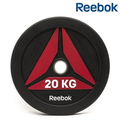 Kotouč REEBOK 20 kg, otvor 50 mm