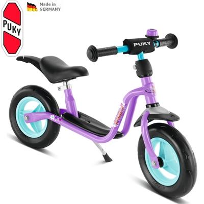 Odrážedlo PUKY Learner Bike Medium LR M Plus fialová