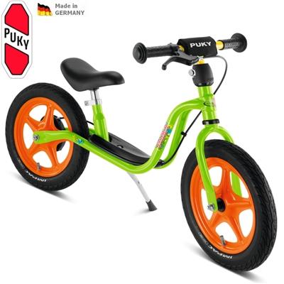 Odrážedlo s brzdou PUKY Learner Bike LR 1L BR zelená