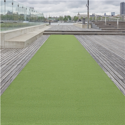 Sprinterská dráha z trávníku - SPRINTTRACK 20x2m
