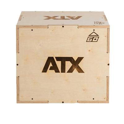 Nepravidelná bedna ATX LINE Sprungbox - dřevěná