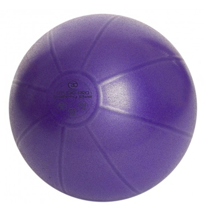 Profi gymnastický míč FITNESS MAD Swiss Ball 75 cm/500 kg, Purple