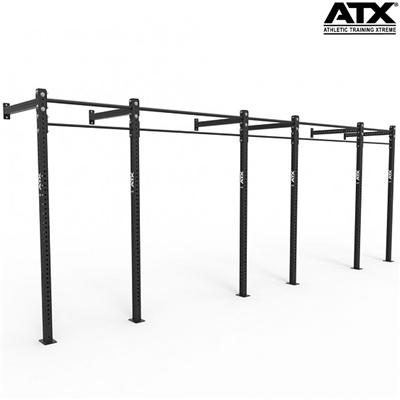Crossfitová konstrukce ATX - Sector RIG 5 na zeď