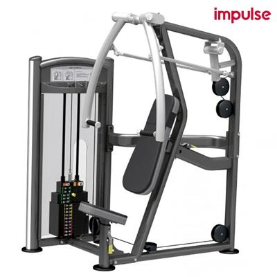 Posilovací stroj tlaky prsa IMPULSE Chest Press 125kg