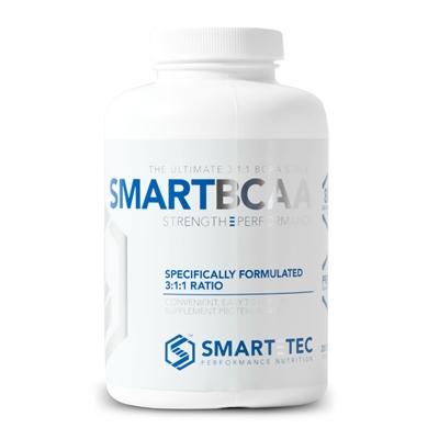Aminokyseliny SmartBCAA -  200 kapslí