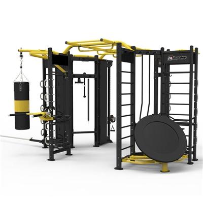 Modulární konstrukce Impulse Fitness - IZ H Shape